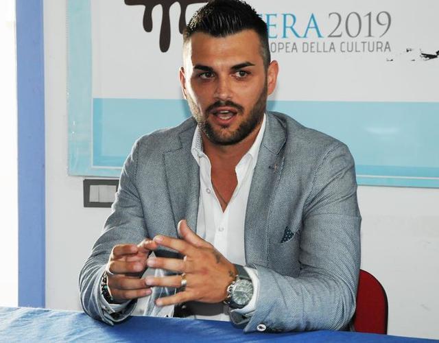 Il neo addetto stampa Vincenzo Novellino, foto: Sandro Veglia