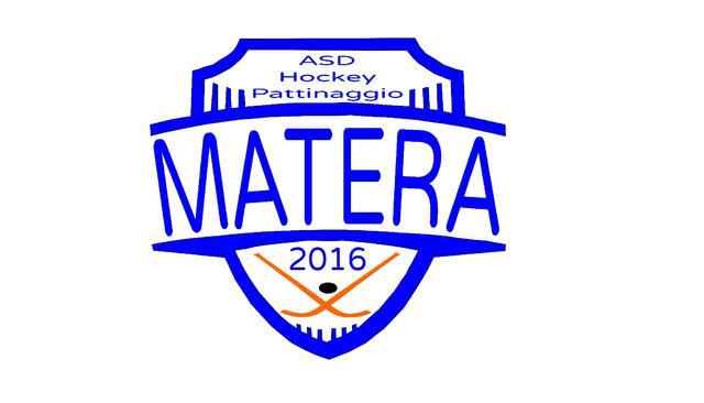 Il logo della Hockey Pattinaggio Matera, foto: Fonte Web