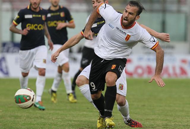 L'attaccante Luca Orlando, foto: MessinaSportiva.it