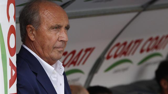 Il tecnico Giampiero Ventura, FOTO: FONTE WEB