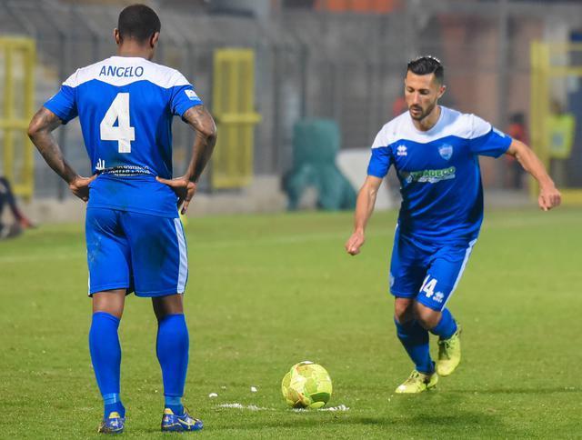 Angelo e De Falco, foto: Emanuele Taccardi