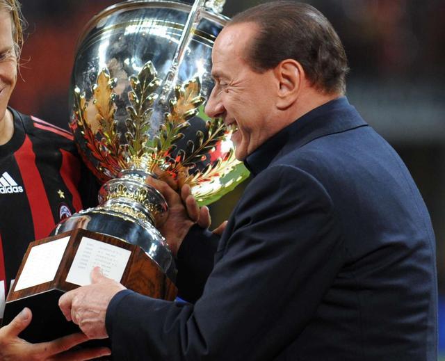 Il presidente Silvio Berlusconi, foto: Fonte Web