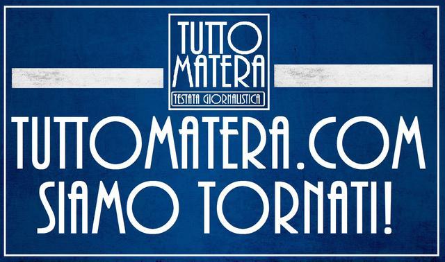 Il logo di TuttoMatera.com, FOTO: TUTTOMATERA.COM