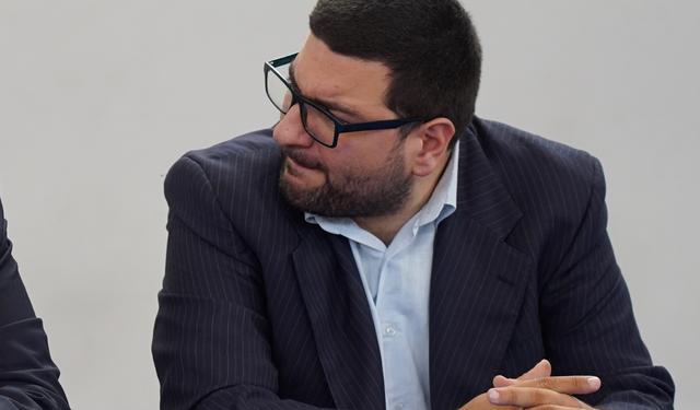 Maurizio De Simone, FOTO: EMANUELE TACCARDI - TUTTOMATERA.COM