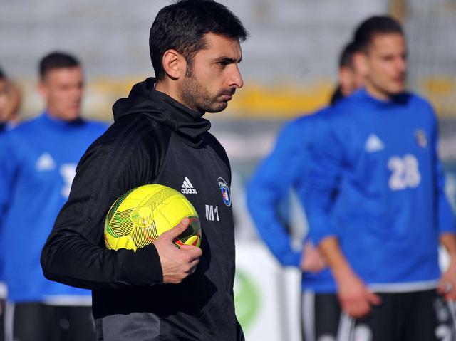 Il tecnico Michele Pazienza, foto: Fonte Web