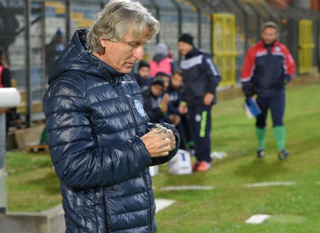 Il tecnico Aldo Papagni, foto: Emanuele Taccardi