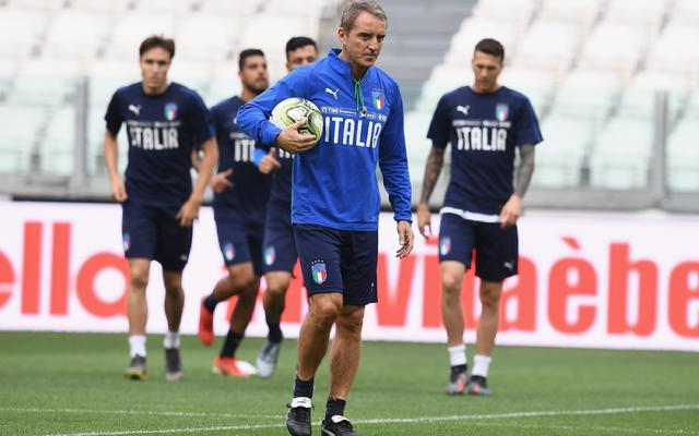 Il ct Roberto Mancini, FOTO: CLAUDIO VILLA-GETTY IMAGES