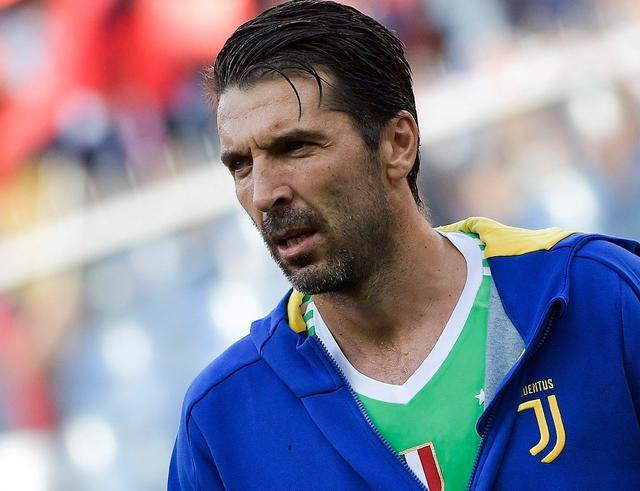 Il portiere Gigi Buffon, foto: Fonte Web