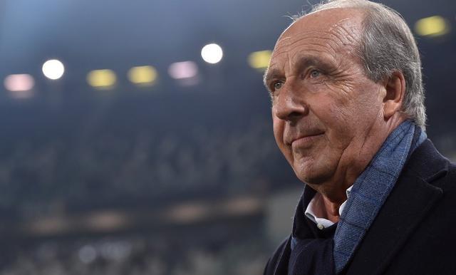 L'allenatore Gian Piero Ventura, foto: Fonte Web