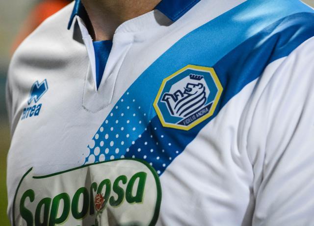 La maglia della Fidelis Andria, foto: Emanuele Taccardi