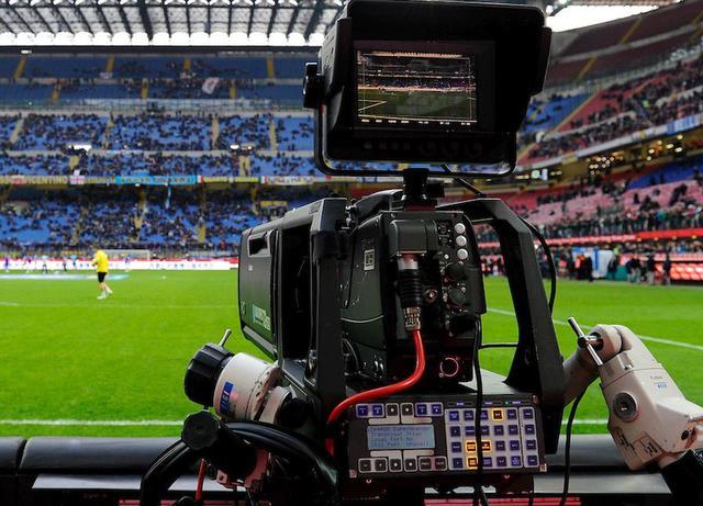 La telecamera del match, foto: Fonte Web