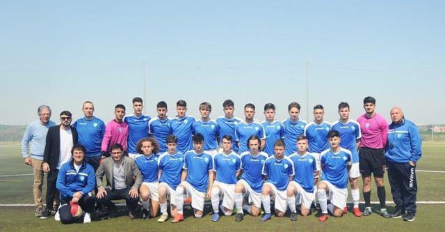 La formazione dell'Under 17, foto: Sandro Veglia