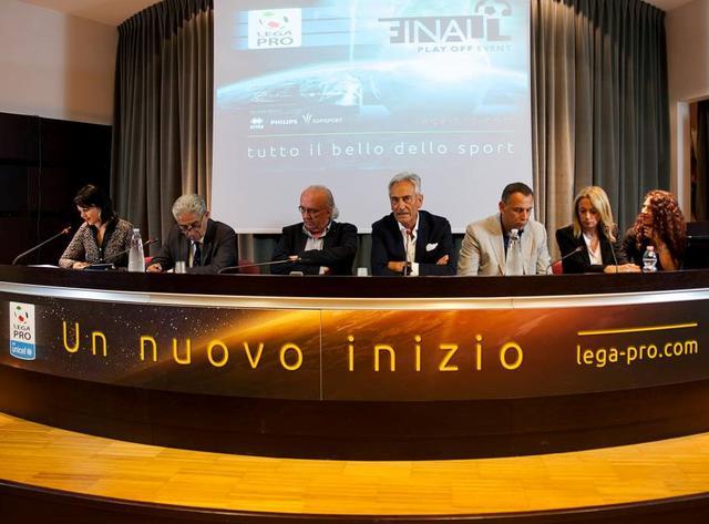 Una fase della presentazione di Pescara, foto: Fonte Web