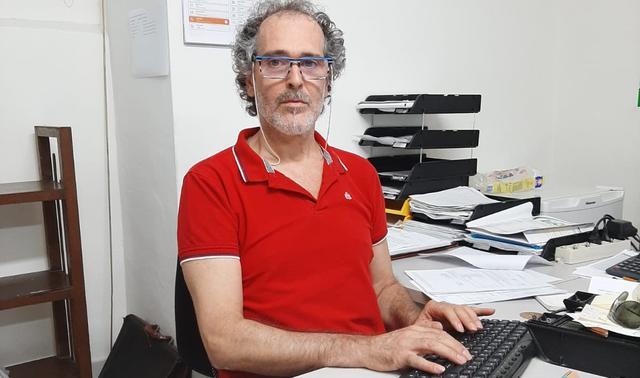 Il presidente Fortunato Martoccia, FOTO: FONTE WEB