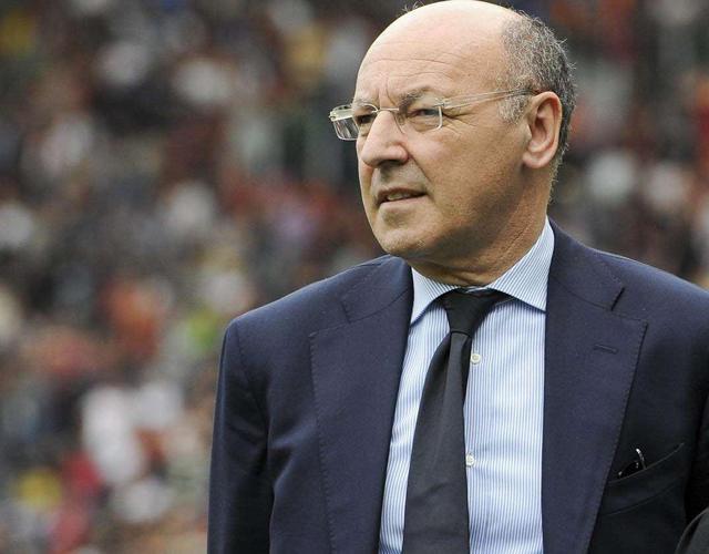 Il dirigente Beppe Marotta, foto: Juventus.com