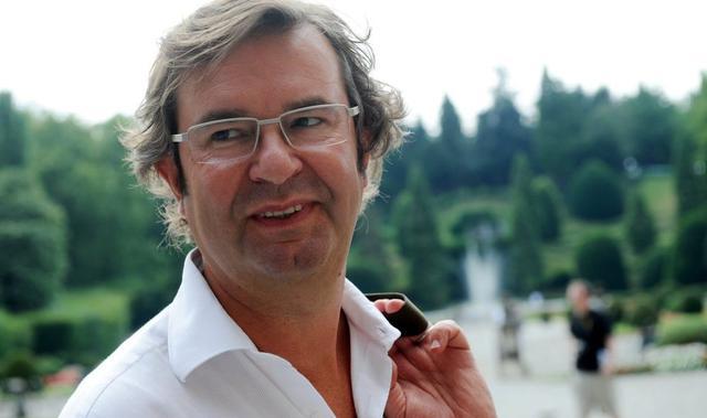 Il giornalista Nicola Binda, foto: Fonte Web