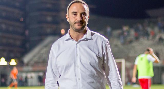 Il presidente Fabio Coscarella del Rende, FOTO: FONTE WEB