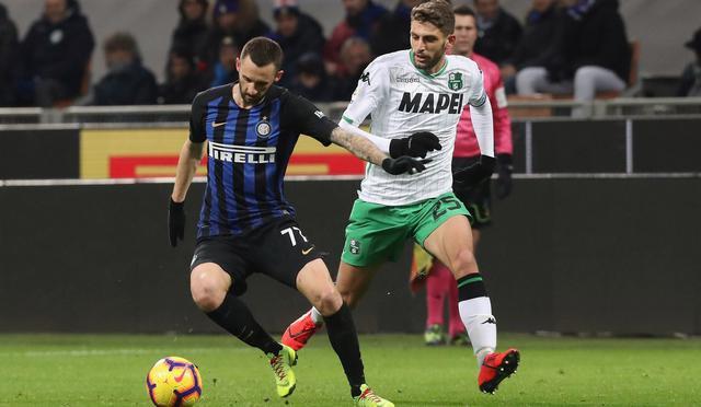 Una fase di Inter-Sassuolo, foto: Inter.it