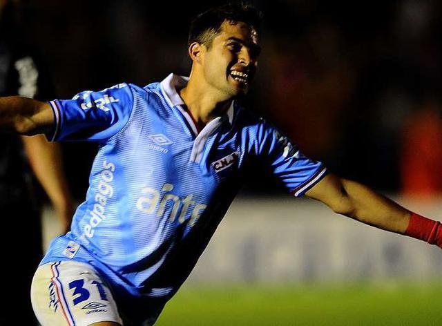 L'attaccante Alejandro Barbaro, foto: Fonte Web