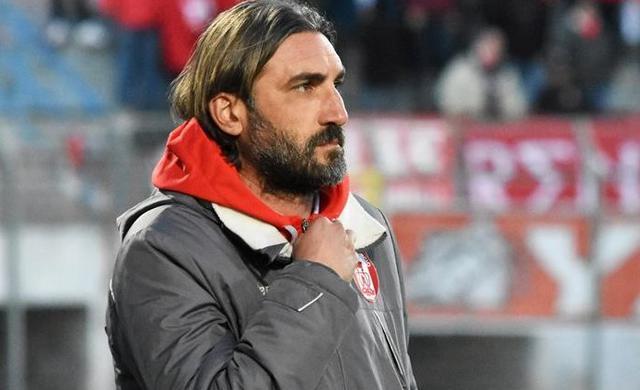 Il tecnico Francesco Modesto, foto: Sandro Veglia