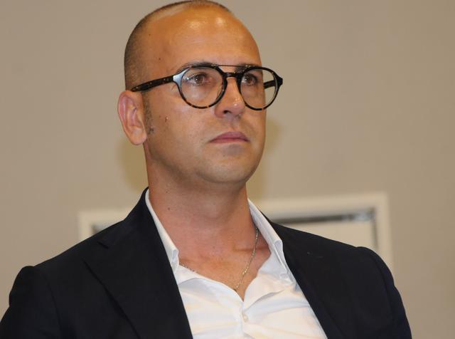 Il ds Gianluca Torma, foto: Sandro Veglia