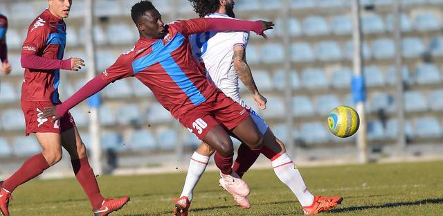 Il centrocampista Konate in azione, foto: Fonte Web