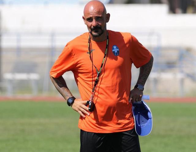 Il tecnico Ciro Ginestra, foto: Fonte Web