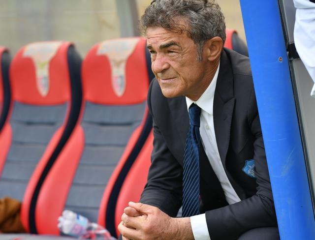 Il tecnico Gaetano Auteri, foto: Giuseppe Scialla