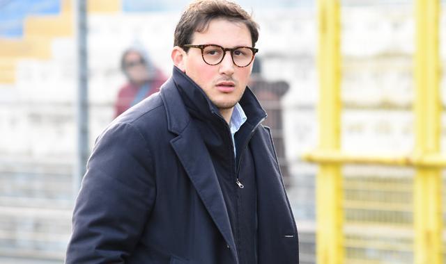 Il ds del settore giovanile Piergiuseppe Sapio, foto: Sandro Veglia