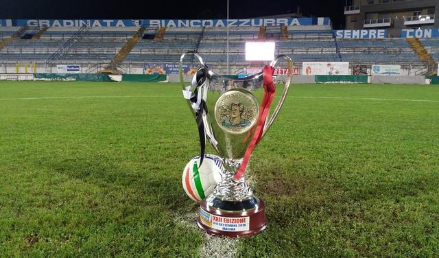 Il trofeo della Scirea Cup, foto: Fonte Web