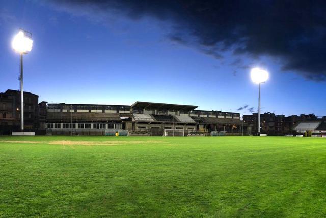Lo stadio Angelino Nobile, foto: Cristian Costantino