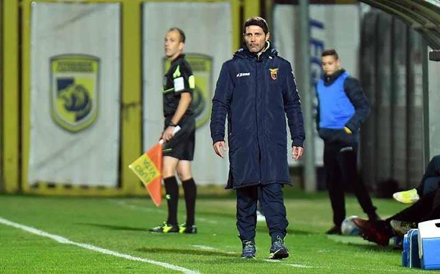 L'allenatore Gaetano Fontana, foto: Giuseppe Scialla