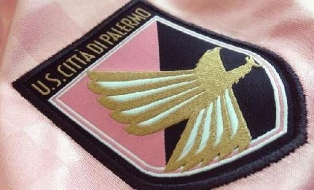 Il logo del Palermo, foto: Fonte Web