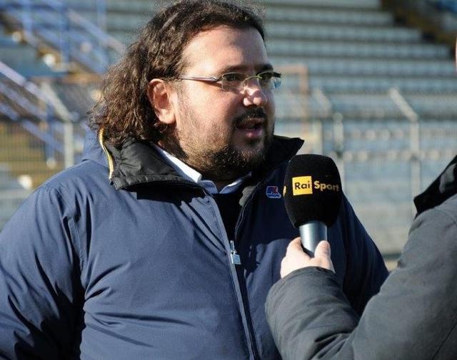 L'ex patron Saverio Columella, foto: Sandro Veglia