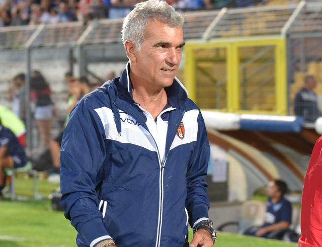 Il tecnico Domenico Giacomarro, foto: Emanuele Taccardi