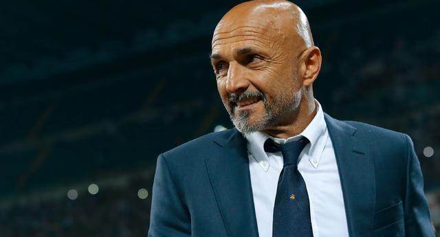 L'allenatore Luciano Spalletti, foto: Fonte Web