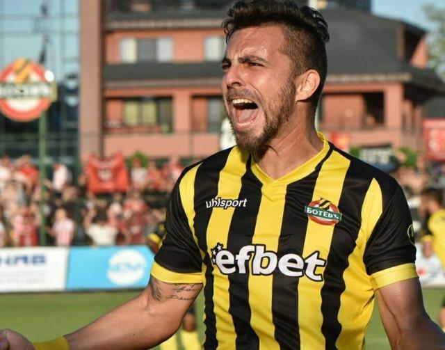 Il centrocampista Alvaro Iuliano, foto: Fonte Web