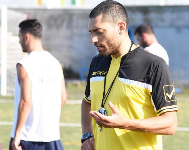 Il preparatore atletico Pasquale D'Antonio, foto: Sandro Veglia