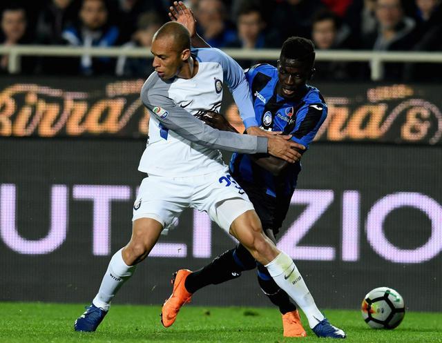 Una fase di Atalanta-Inter, foto: Fonte Web