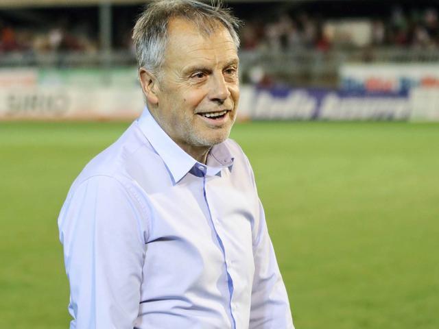 Il tecnico Piero Braglia, foto: IlCosenza.it