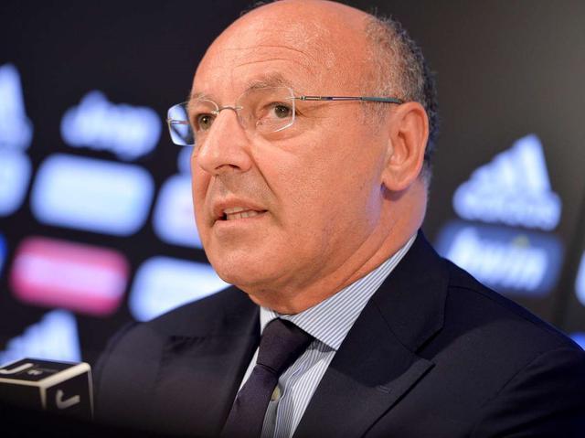 L'ex amministratore delegato Giuseppe Marotta della Juventus, foto: Juventus.com