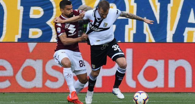 Una fase di Parma-Torino, foto: SportMediaset.it