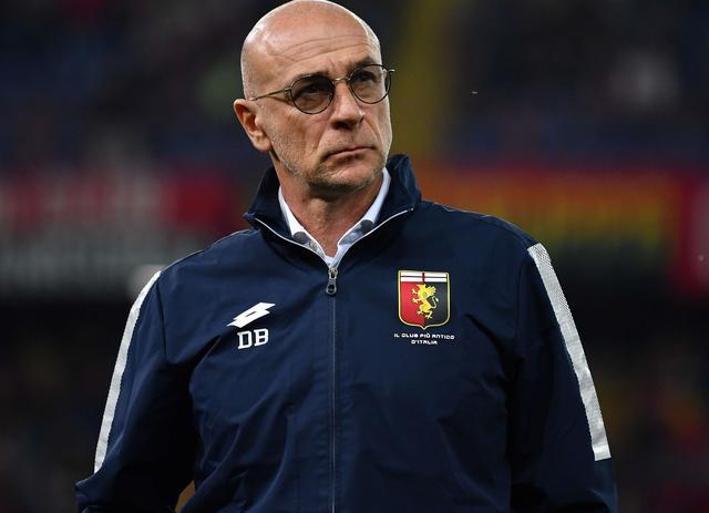 Il tecnico Davide Ballardini, foto: Fonte Web