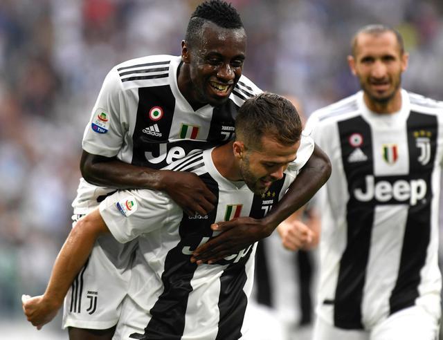 L'esultanza della Juventus, foto: Fonte Web