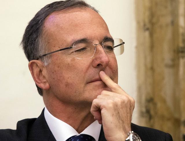 Il presidente Franco Frattini, foto: Fonte Web