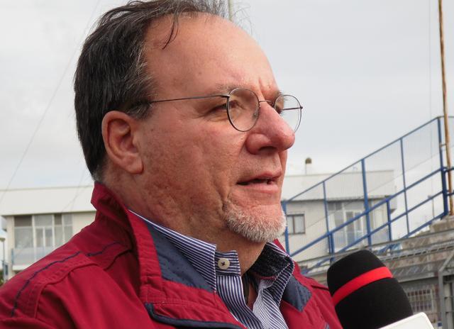 Il presidente Rosario Lamberti, foto: TuttoMatera.com