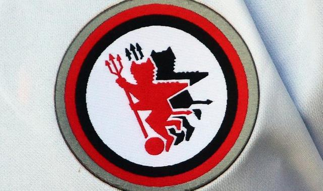 Logo del Foggia, FOTO: LUCA MARCHESINI-TUTTOLEGAPRO.COM