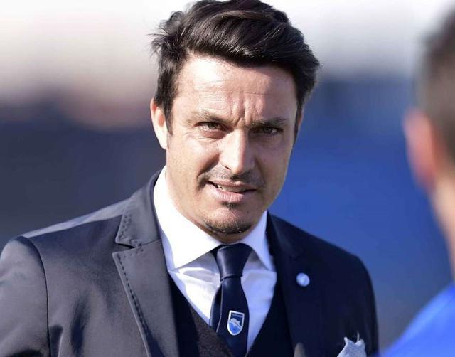 Il tecnico Massimo Oddo, foto: Fonte Web