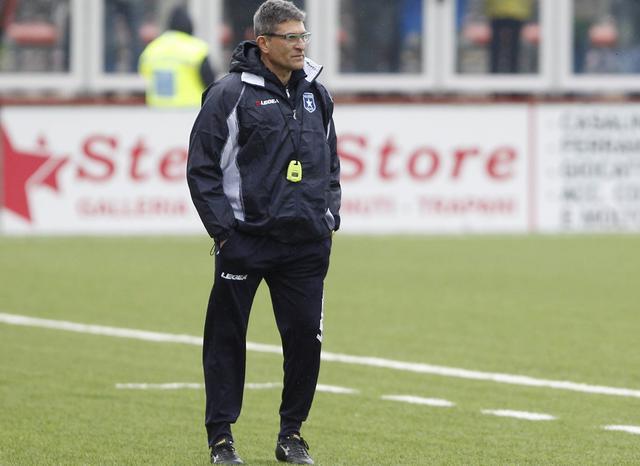 Il tecnico Massimiliano Favo, foto: Mirco Sorrentino