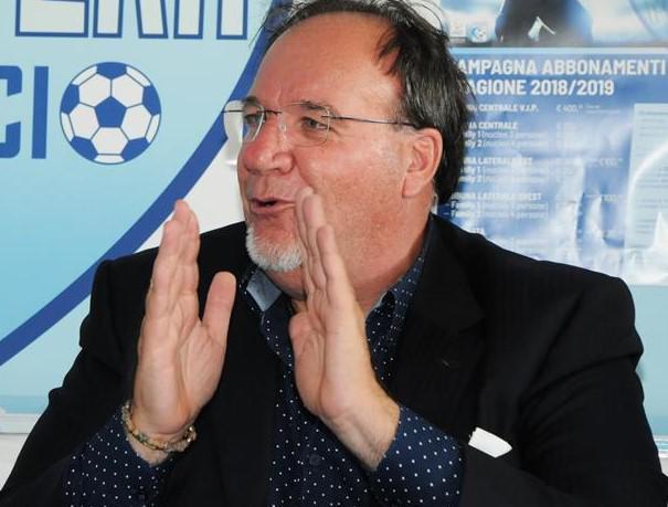 Il presidente Rosario Lamberti, foto: Sandro Veglia
